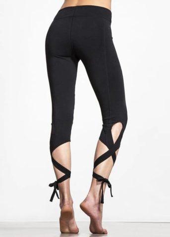 Ballerina Crop black