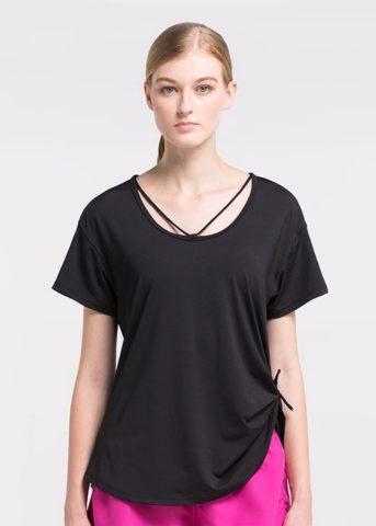 V Shirt Black 5