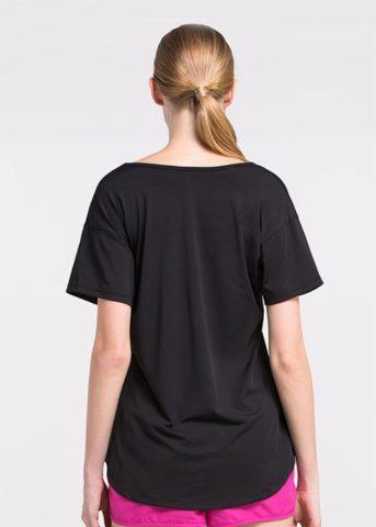 V Shirt Black 6