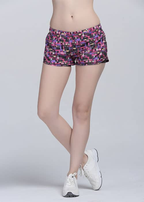Animate Shorts Purple
