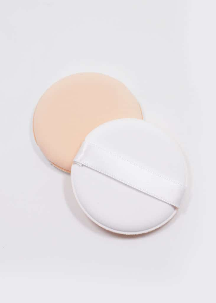 BB cushion puff Pad Beige 1