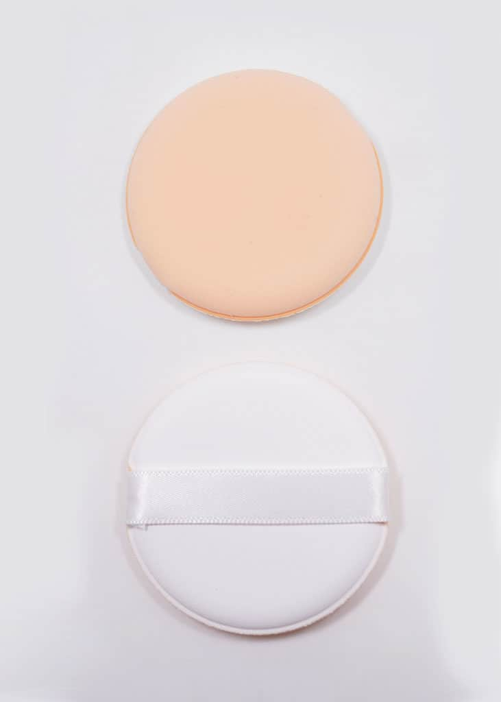 BB cushion puff Pad Beige 2