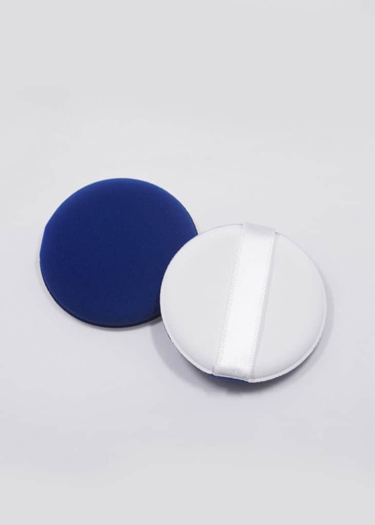 BB cushion puff Pad Navy 1