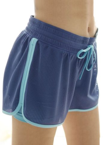 Loopie Shorts Blue