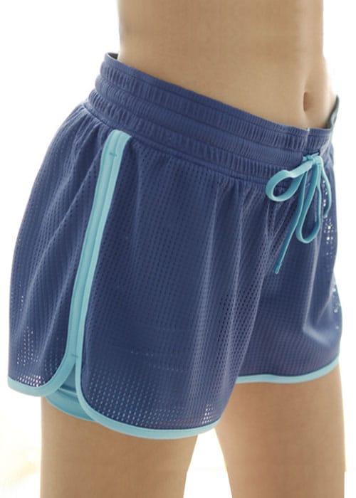 Loopie Shorts Blue