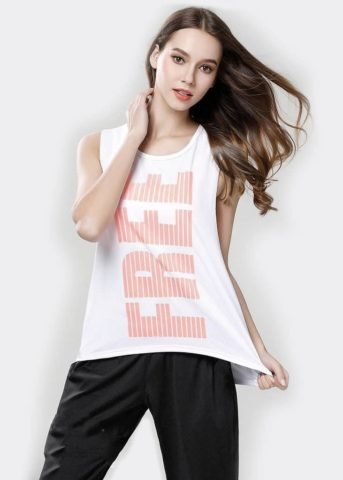 NYA womens tanktop white