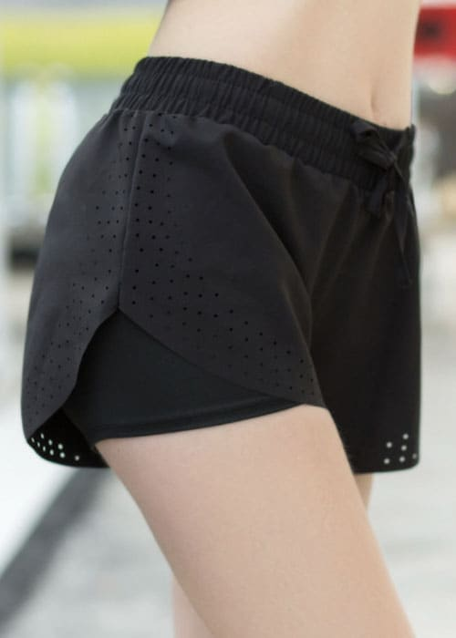 Duce Shorts Black