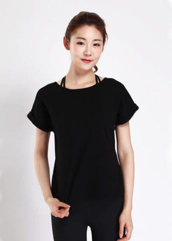 Feline Active Shirt Black