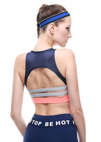 Tech Exercise Active Sports Bra