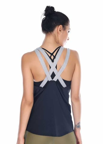 Hypegem Nellie Strappy Loose Tank Top