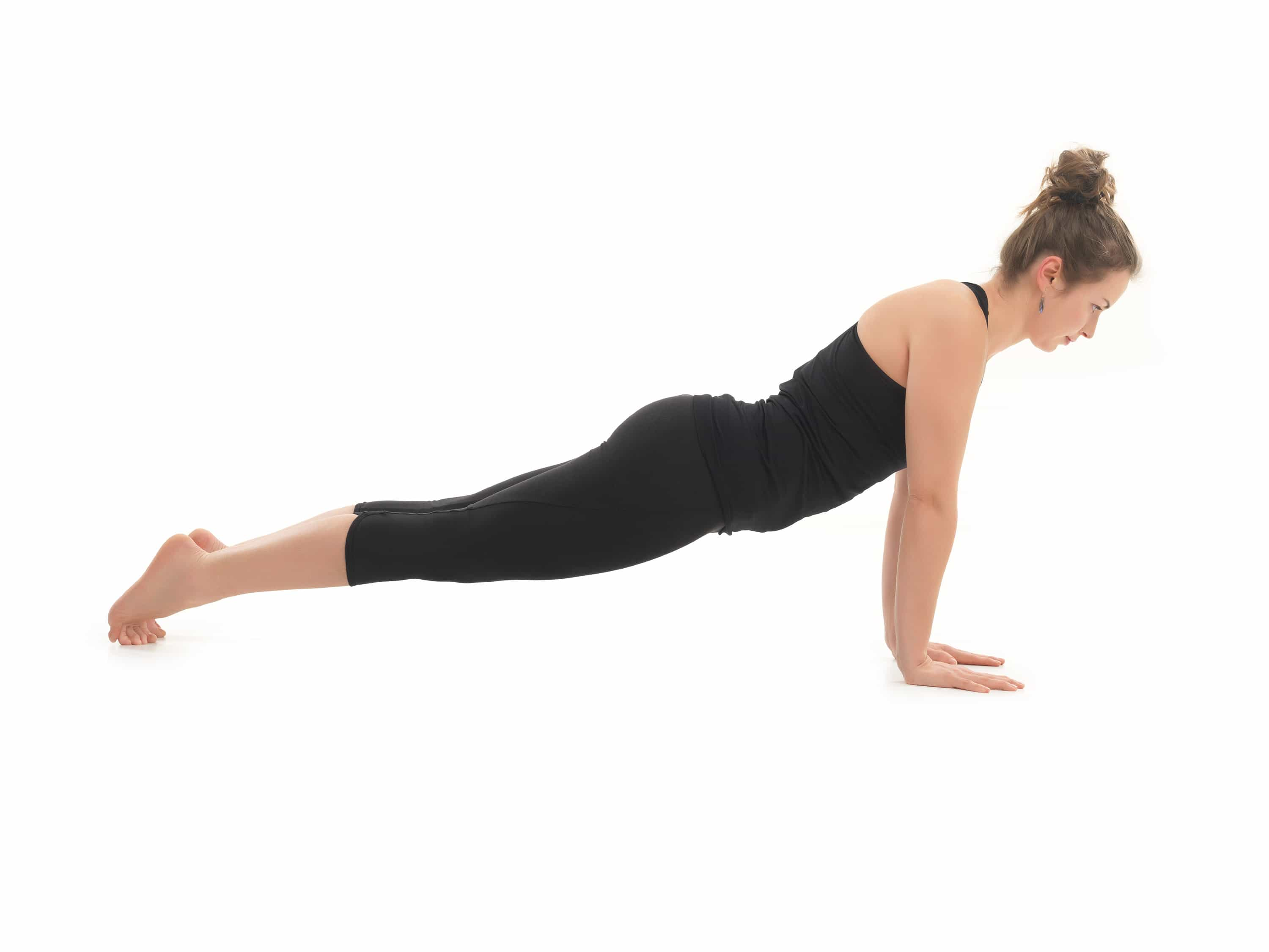 Intense Side Lunge Excerise