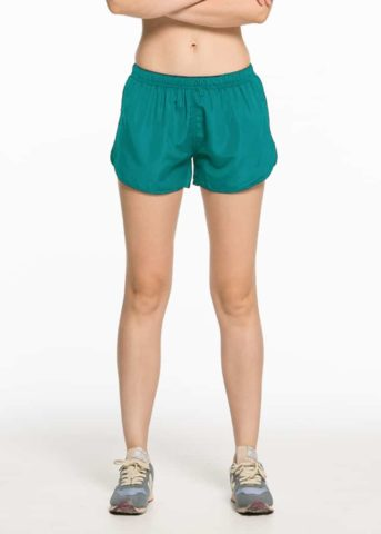 Basic Running workout Shorts turquoise