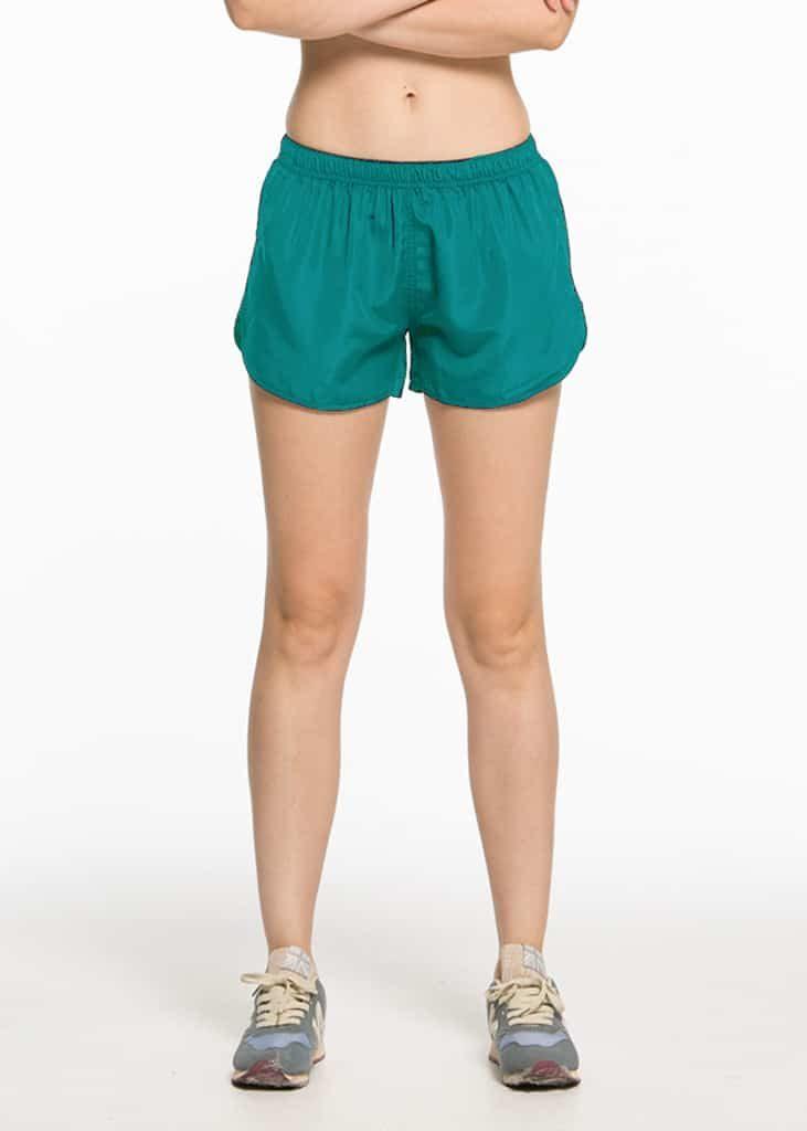 Basic Running workout Shorts turquoise