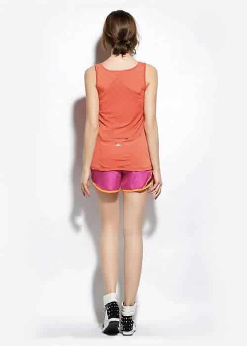 Multi Shorts Maroon