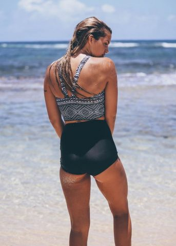 Pertina high waist swimwear