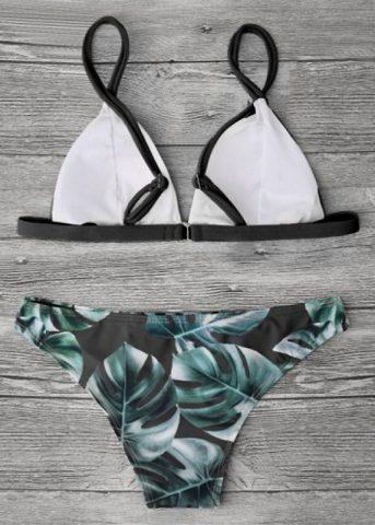 9c132cc5c61 126 cami leaf print bikini front. HomeSWIMWEARBACKORDER ...