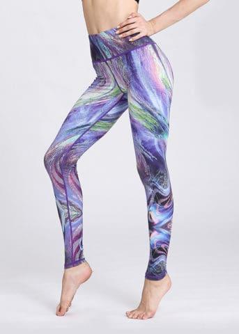 SLEG58 Hypegem Monutem Grace Purplish Yoga Leggings 4