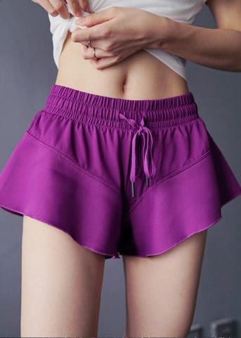Hypegem breeze shorts purple 6