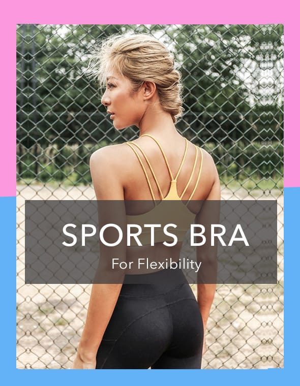 Hypegem sports bra category homepage banner 4